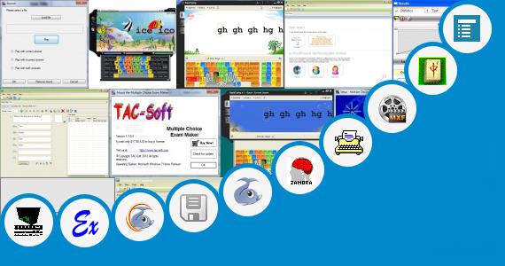 Software collection for Online Hindi Typing Test Matter