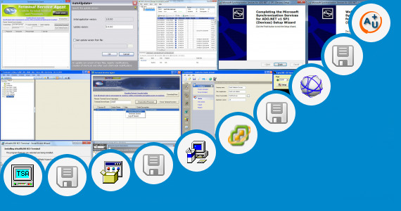 Software collection for Windows 7 Terminal Services Patch