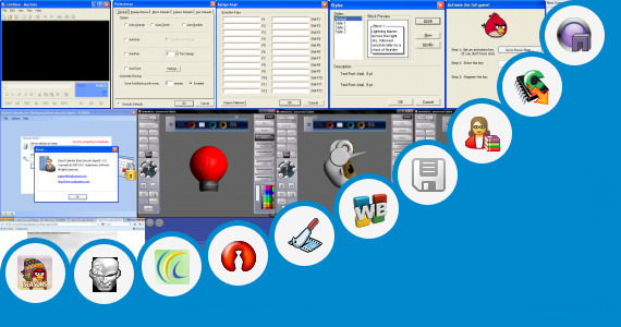 Software collection for Power Point Materi Matematika Smp