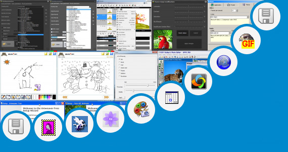Software collection for Save Environment Pencil Drawing