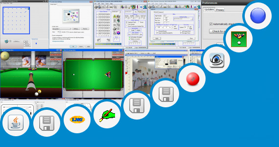 Color Mira Ball Software Download