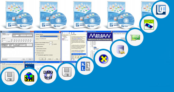 Software collection for Free Universal Box Driver