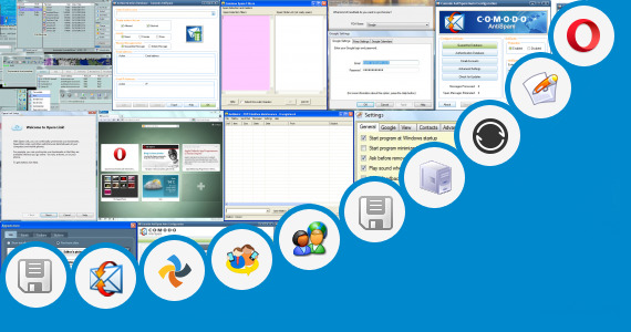 Software collection for Active Sync Mail Client