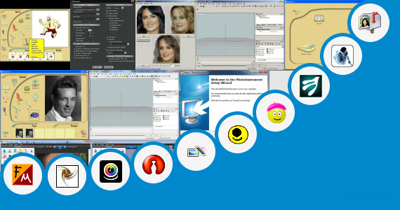Software collection for Animation Editor Face In Hole