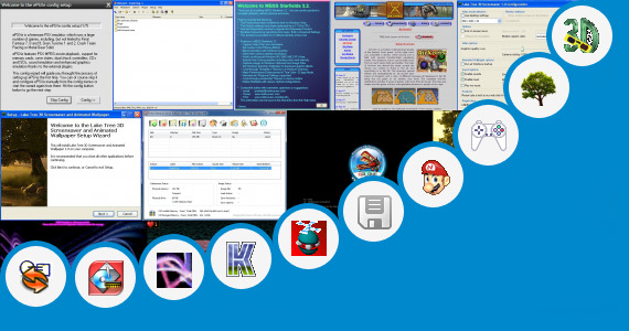 Software collection for Neon 3ds Emulator For Pc