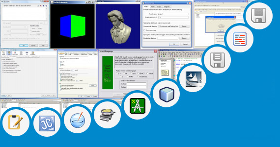 Software collection for Java Atm Project Code
