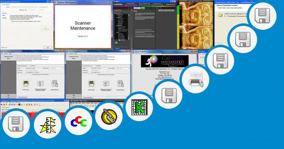 Software collection for Kawasaki Fi Calibration Tool 16
