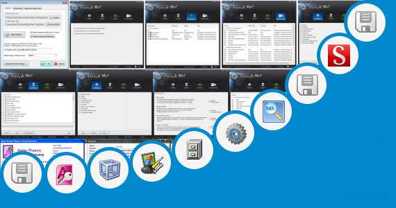 Software collection for Microsoft Access Call Log Template