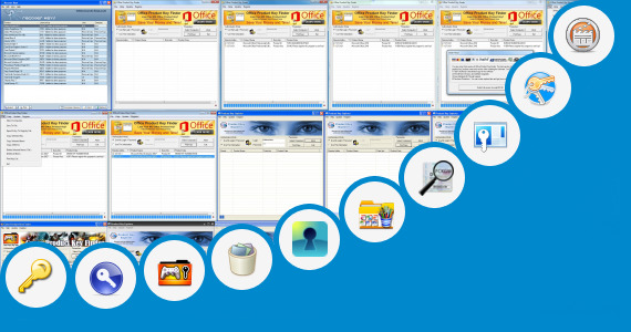Software collection for Product Key Nero 7