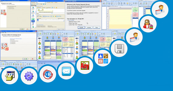 Microsoft access 2003 calendar template plaxo toolbar for Microsoft access 2003 templates