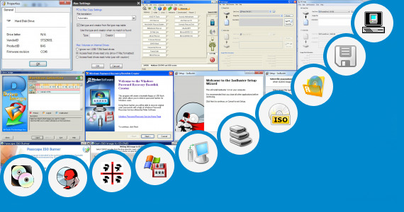 Software collection for Expand Iso Usb Hard Drive