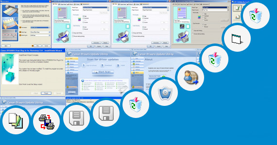 Software collection for Canon Mp 288 Driver