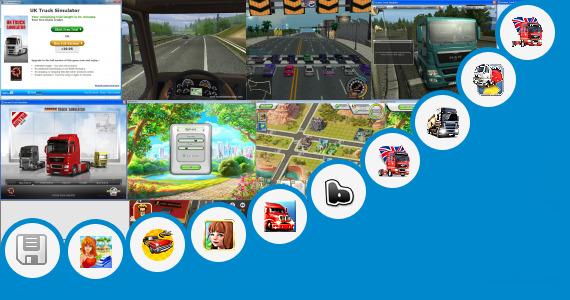 Truck Games - Have Fun Driving Big Trucks, 18