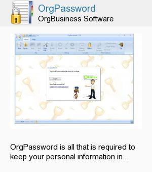 OrgPassword