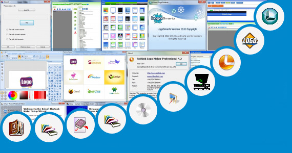 Software collection for Online Telugu Font Logo Maker
