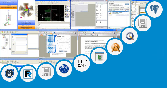 Open Source Cad Nesting Software Postgresql And 10 More