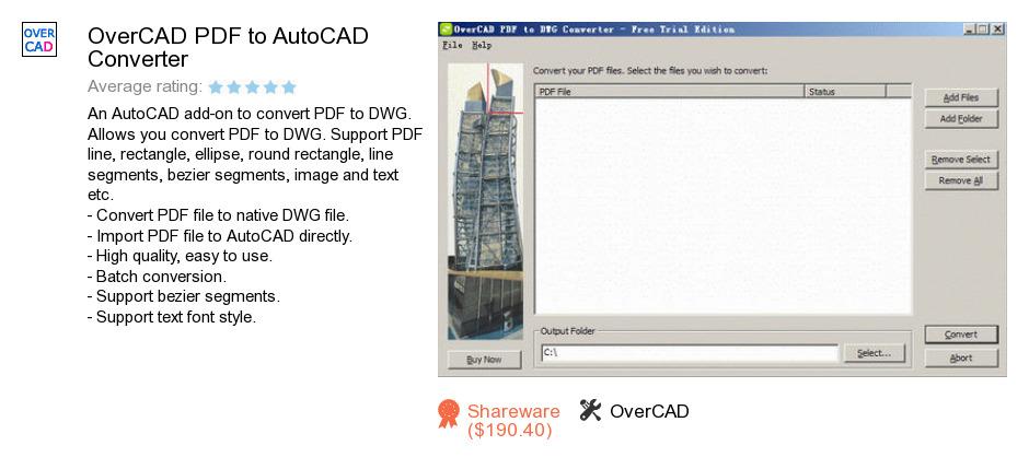 pdf to cad converter reviews