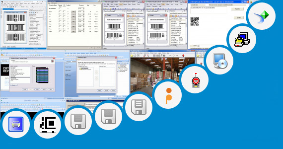 Software collection for Crystal Reports Sample Code