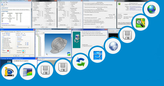 Software collection for Earth Cad V1 Free Down Load