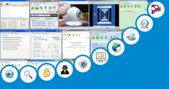 Software collection for Vista Laptop Webcam Stealth Mode