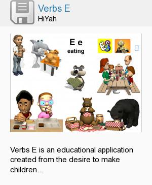 Verbs E