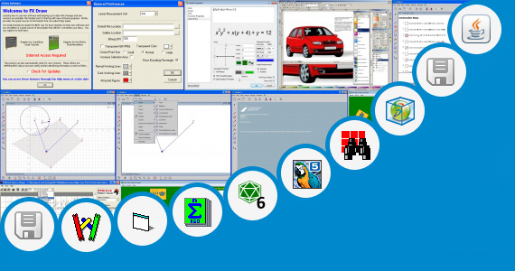 online grid drawing tool geonext and 79 more
