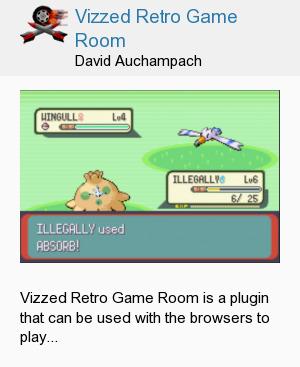 Vizzed Retro Game Room