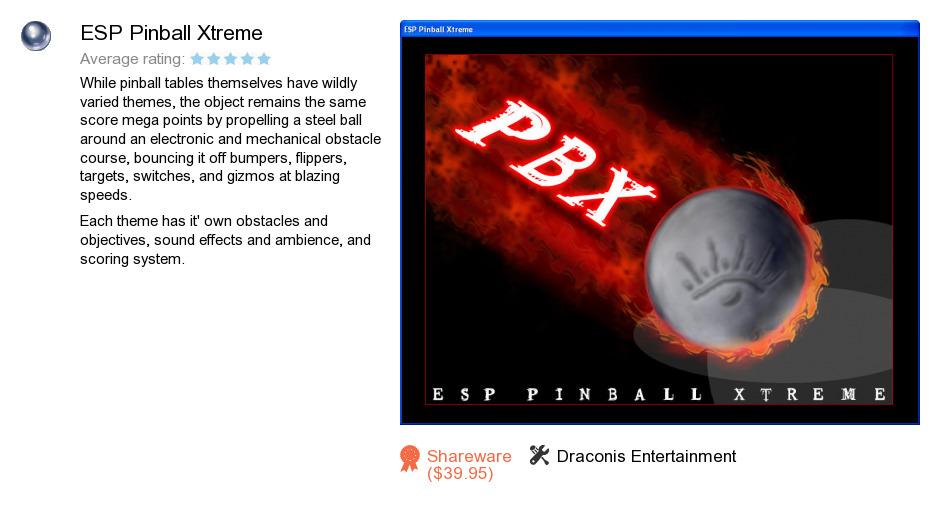 ESP Pinball Xtreme