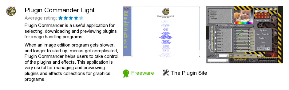Plugin Commander Light