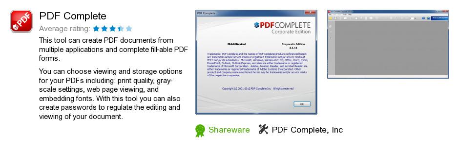 PDF Complete