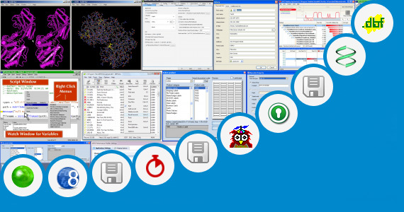 Software collection for Sample Hotel Database Application Access