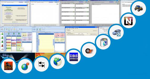 Software collection for Igo Navigation For Car