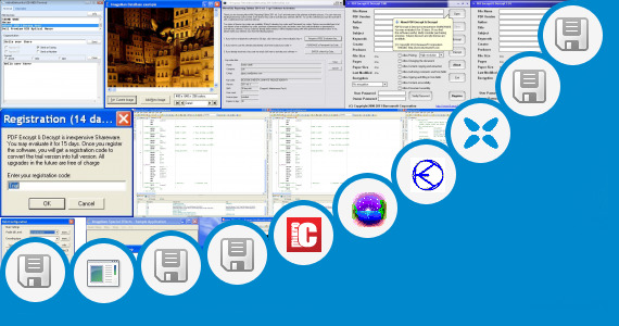 Software collection for Blaze Hdtv Standard License Code
