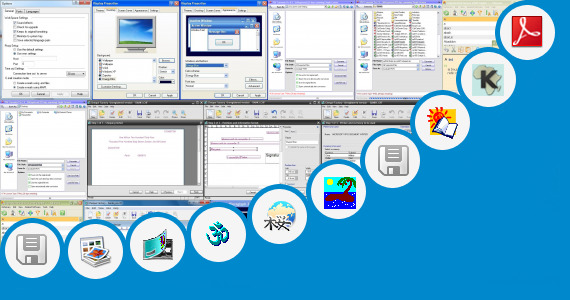 Software collection for Corel Draw X5 English Language Pack