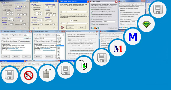 Software collection for Auto Click Bd Rf Indo
