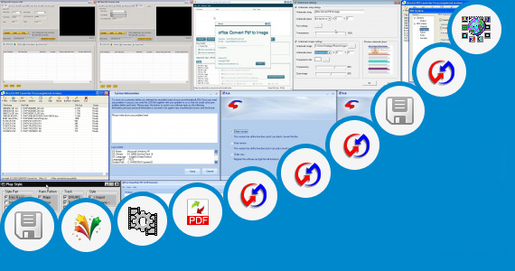 Software collection for Emc Style Converter