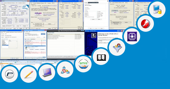 Software collection for Computer Parts Information Marathi