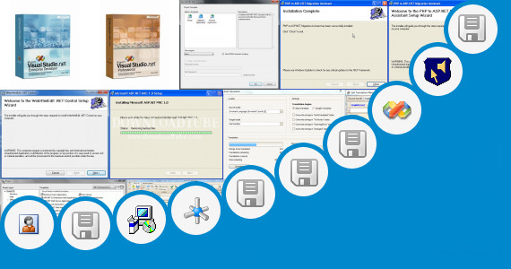 Software collection for Asp Net Demo Project Free