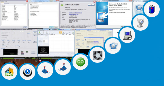 Software collection for Tema Laptop Dell