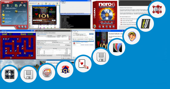 Software collection for Torrent College Rules Full Pack