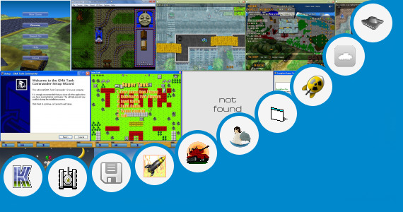 Software collection for Tank Trouble Game Free