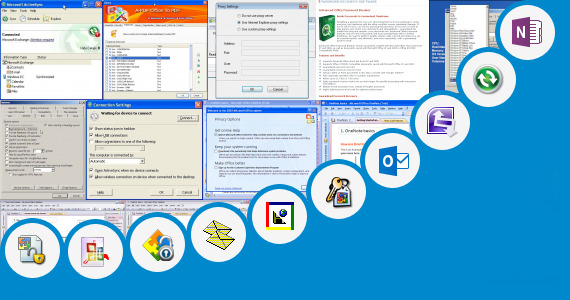Software collection for Microsoft Office 2000 Thai
