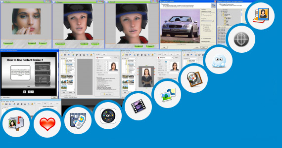 Software collection for Fat Face Photo Editor Online Free