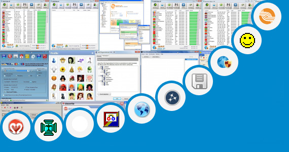Software collection for Luna Online Private Server 2013
