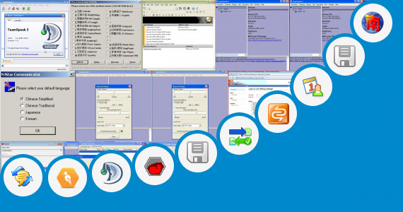 Software collection for Capgemini Web Office Communicator