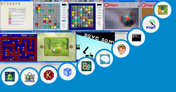 Software Collection For Puzzle Brain Teaser Game Packs