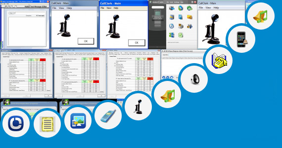 Software collection for Call Manger Ringtones