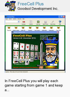 FreeCell Plus