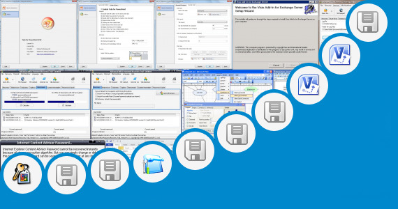 Software collection for Microsoft Visio 2010 Chat