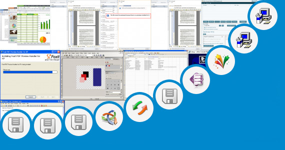ICDL-IT training software